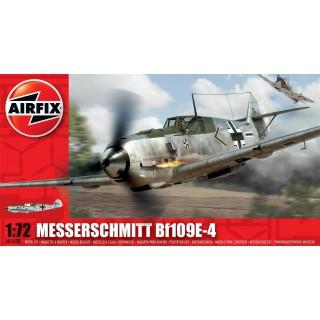 Classic Kit letadlo A01008 - Messerschmitt BF109E-4 (1:72)