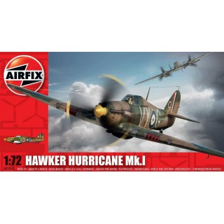 Classic Kit letadlo A01010 - Hawker Hurricane MK1 (1:72)