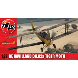 Classic Kit letadlo A01025 - de Havilland Tiger Moth (1:72)