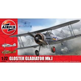 Classic Kit letadlo A02052 - Gloster Gladiator MKI (1:72)