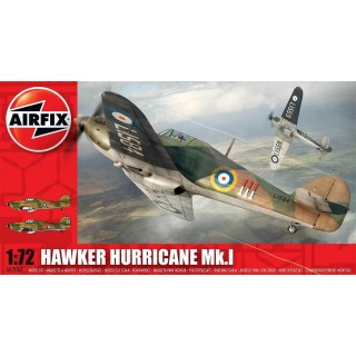 Classic Kit letadlo A02067 - Hawker Hurricane MKI 'Early' (1:72)