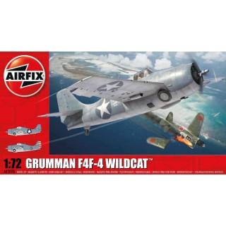 Classic Kit letadlo A02070 - Grumman Wildcat F4F-4 (1:72) - nová forma