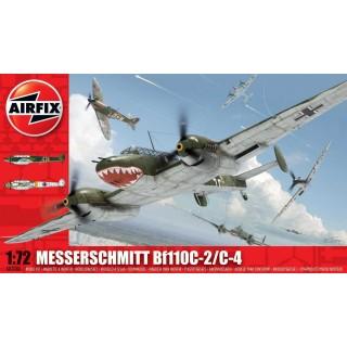 Classic Kit letadlo A03080 - Messerschmitt Bf110C-2/C-4 (1:72)