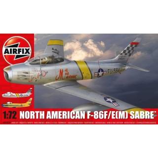 Classic Kit letadlo A03082A - North American F-86F Sabre (1:72)