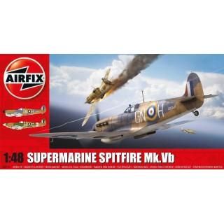 Classic Kit letadlo A05125 - Supermarine Spitfire MkVB (1:48)