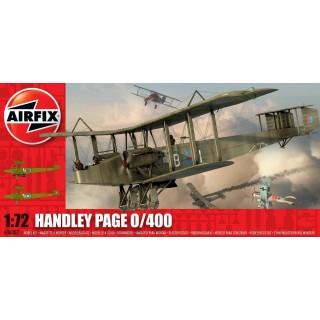 Classic Kit letadlo A06007 - Handley Page 0/400 (1:72)