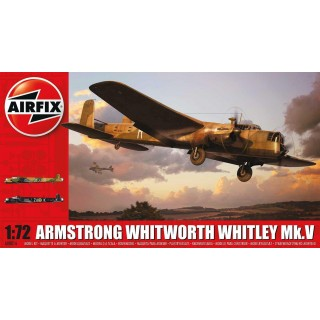 Classic Kit letadlo A08016 - Armstrong Whitworth Whitley Mk.V (1:72) - nová forma
