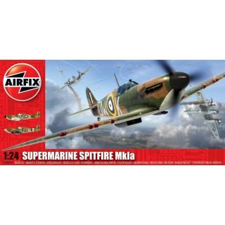 Classic Kit letadlo A12001A - Supermarine Spitfire MkIa (1:24)