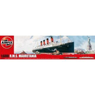 Classic Kit loď A04207 - RMS Mauretania (1:600)
