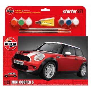 Starter Set auto A50125 - MINI Cooper S (1:32)