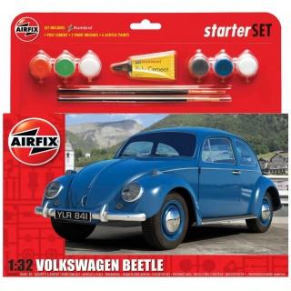 Starter Set auto A55207 - VW Beetle (1:32)