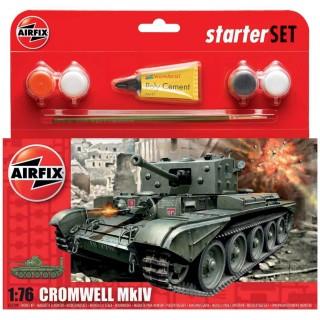 Starter Set tank A55109 - Cromwell Cruiser Tank (1:76)