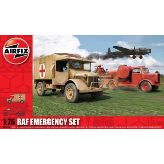 Classic Kit diorama A03304 - RAF Emergency Set (1:76)