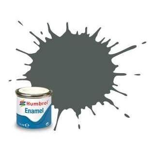 Humbrol barva email AA0014 - No 1 Grey Primer - Matt - 14ml