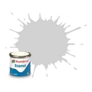 Humbrol barva email AA0120 - No 11 Silver - Metallic - 14ml