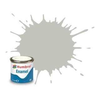 Humbrol barva email AA1496 - No 28 Camouflage Grey - Matt - 14 ml