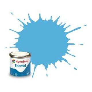 Humbrol barva email AA0518 - No 47 Sea Blue - Gloss - 14ml