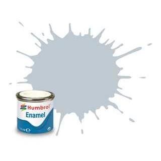 Humbrol barva email AA0610 - No 56 Aluminium - Metallic - 14ml