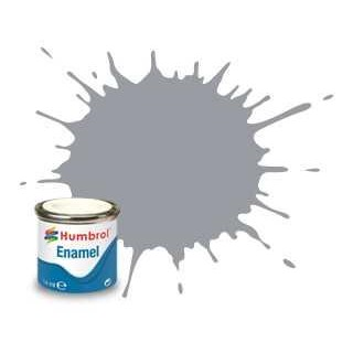 Humbrol barva email AA0713 - No 64 Light Grey - Matt - 14ml