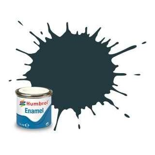 Humbrol barva email AA0744 - No 67 Tank Grey - Matt - 14ml