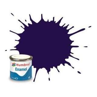 Humbrol barva email AA0758 - No 68 Purple - Gloss - 14ml