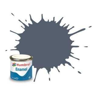 Humbrol barva email AA0850 - No 77 Navy Blue - Matt - 14ml