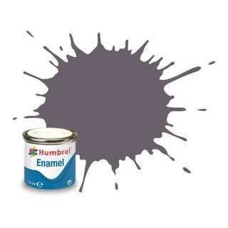 Humbrol barva email AA0878 - No 79 Blue Grey - Matt - 14ml