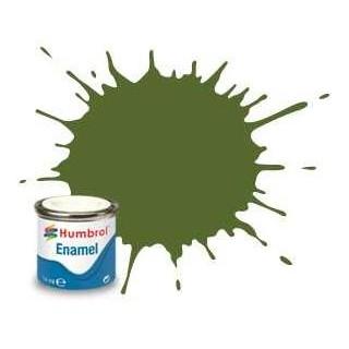 Humbrol barva email AA0970 - No 88 Deck Green - Matt - 14ml
