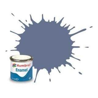 Humbrol barva email AA1064 - No 96 RAF Blue - Matt - 14ml