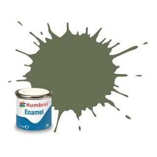 Humbrol barva email AA1170 - No 106 Ocean Grey - Matt - 14ml