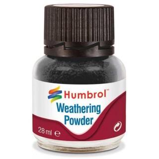 Humbrol Weathering Powder Black AV0001 - pigment pro efekty 28ml