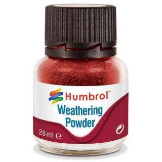 Humbrol Weathering Powder Iron Oxide  AV0006 - pigment pro efekty 28ml