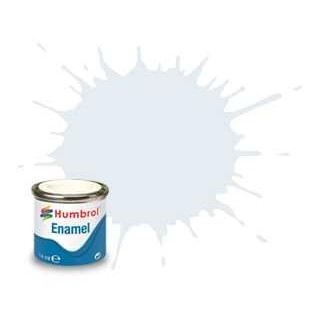 Humbrol barva email AA6272 - No 191 Chrome Silver - Metallic - 14ml