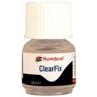 Humbrol Clearfix AC5708 - roztok pro lepení čirých dílků 28ml láhev