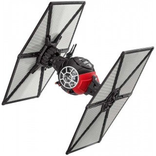 Build & Play SW 06751 - First Order Special Forces Tie Fighter (světelné a zvukové efekty)