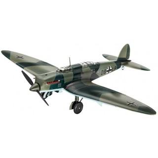 Plastic ModelKit letadlo 03962 - Henschel He70 F-2 (1:72)