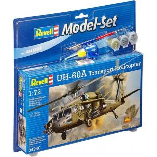 ModelSet vrtulník 64940 - UH-60A Transport Helicopter (1:72)