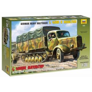 Model Kit military 3603 - Maultier L4500R Truck (1:35)