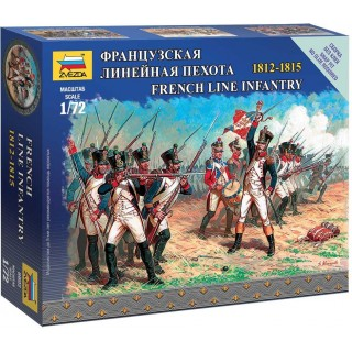 Wargames figurky 6802 - French Line Infantry (1:72)