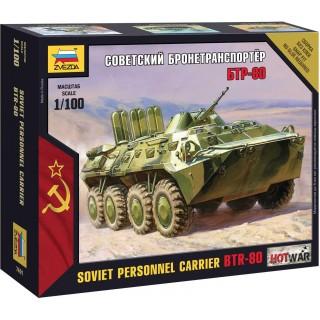 Wargames (HW) military 7401 - BTR-80 (1:100)