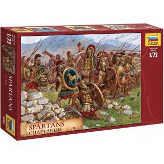 Wargames (AoB) figurky 8068 - Spartiates (1:72)