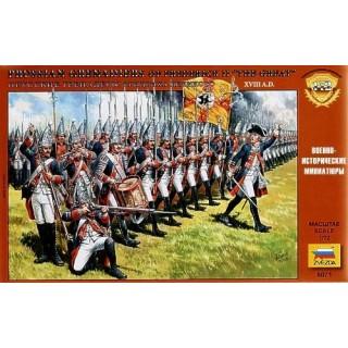 Wargames (AoB) figurky 8071 - Prussian Grenadiers (1:72)
