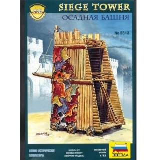 Wargames (AoB) budova 8513 - Siege Tower (1:72)