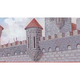 Wargames (AoB) budova 8526 - Watch Tower (1:72)