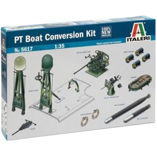 Model Kit doplňky 5617 - PT CONVERSION KIT (1:35)