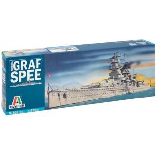 Model Kit loď 0502 - ADMIRAL GRAF SPEE (1:720)