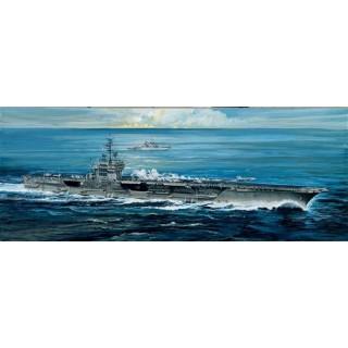 Model Kit loď 5521 - U.S.S. AMERICA CV-66 (1:720)