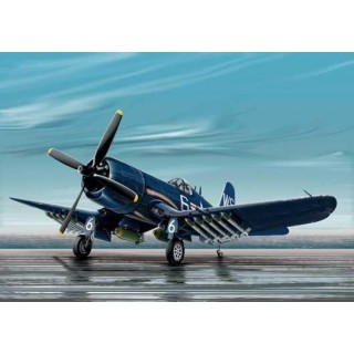 Model Kit letadlo 0062 - F4U-4B CORSAIR (1:72)