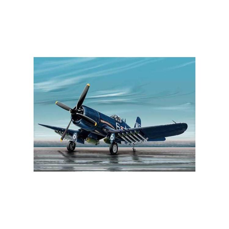 Model Kit letadlo 0062 - F4U-4B CORSAIR (1:72)