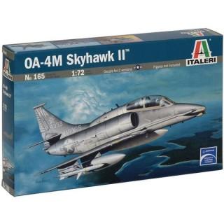 Model Kit letadlo 0165 - OA-4M SKYHAWK II (1:72)